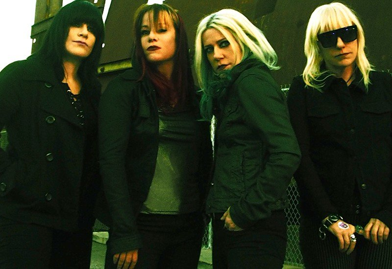 Scene News: L7 Release New Album 'Scatter The Rats' today on Joan Jett's Blackheart Records