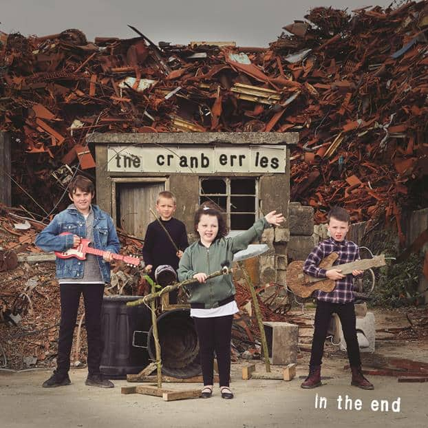 Scene news: The Cranberries: Their Final Album 'In The End' Out Now