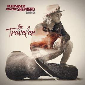 Scene News: KENNY WAYNE SHEPHERD BAND To Release New Album 'The Traveler' on May 31st via Concord Records