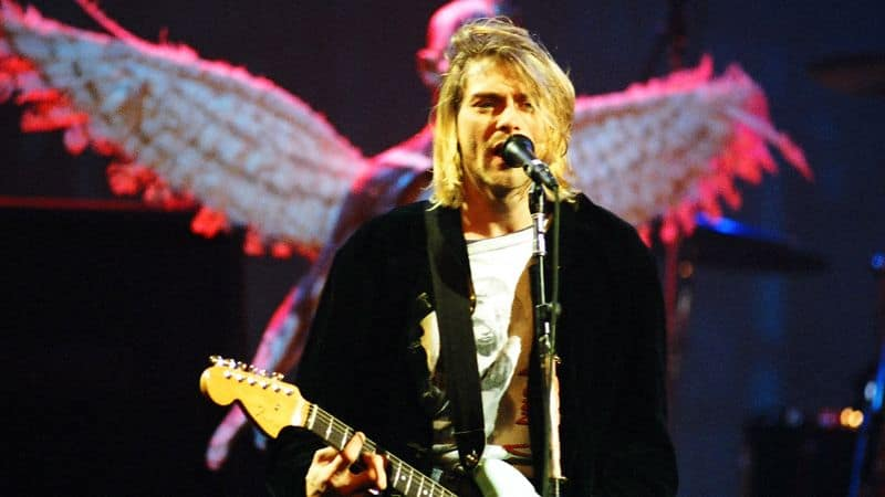 Throwback Thursday: Remembering Kurt Cobain, 25 years on!