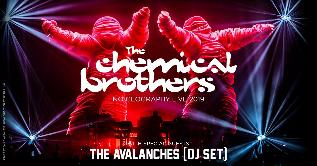 Scene News: The Chemical Brothers To Bring Their World-Renowned Live Show To Australia This October