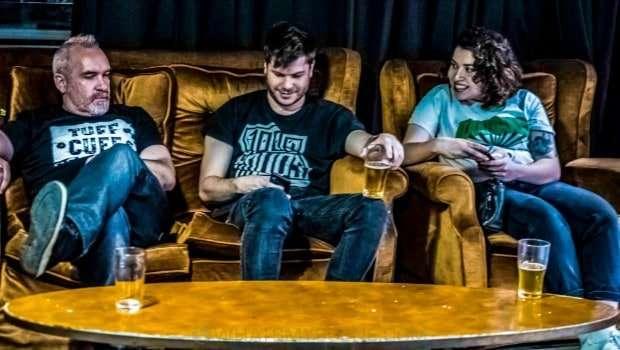 Snap Scene: 1000Mods - Stay Gold, Brunswick - 6th April 2019