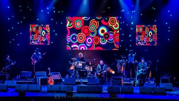Review Scene: APIA Good Times Tour feat. Brian Cadd, Joe Camilleri, Kate Cebrano, Russell Morris, The Palais, 25th May 2019