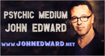 Scene News: Psychic Medium John Edward  Tour For October November Tour