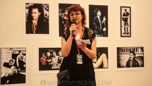 Snap Scene: Wendy McDougall Exhibition Opening, SunStudios Alexandria, 3rd April 2019