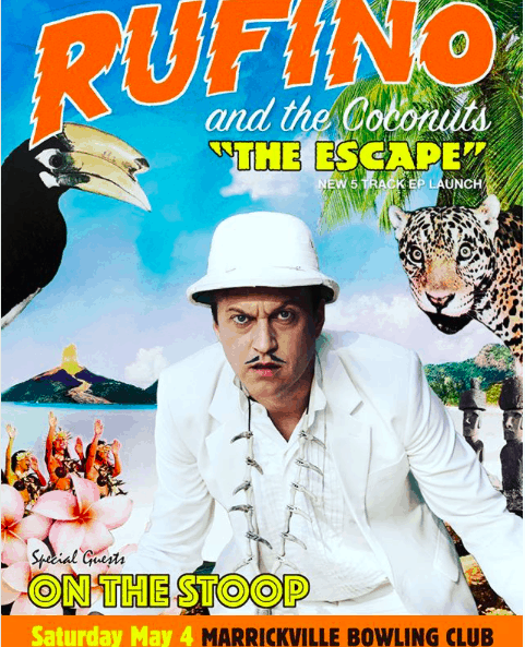 Scene News: Rufino & The Coconuts new music