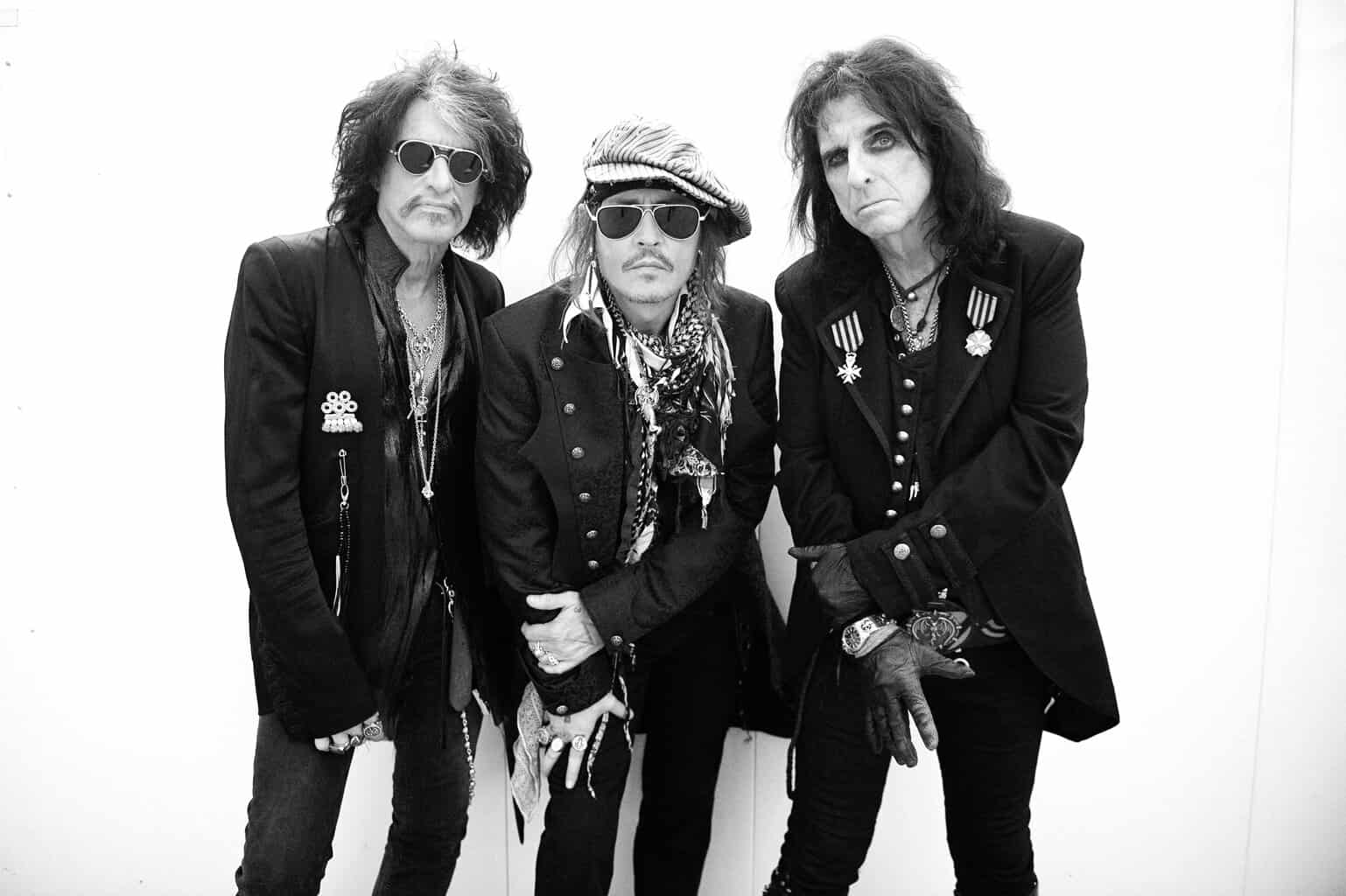 Scene News: The Hollywood Vampires  Are Back