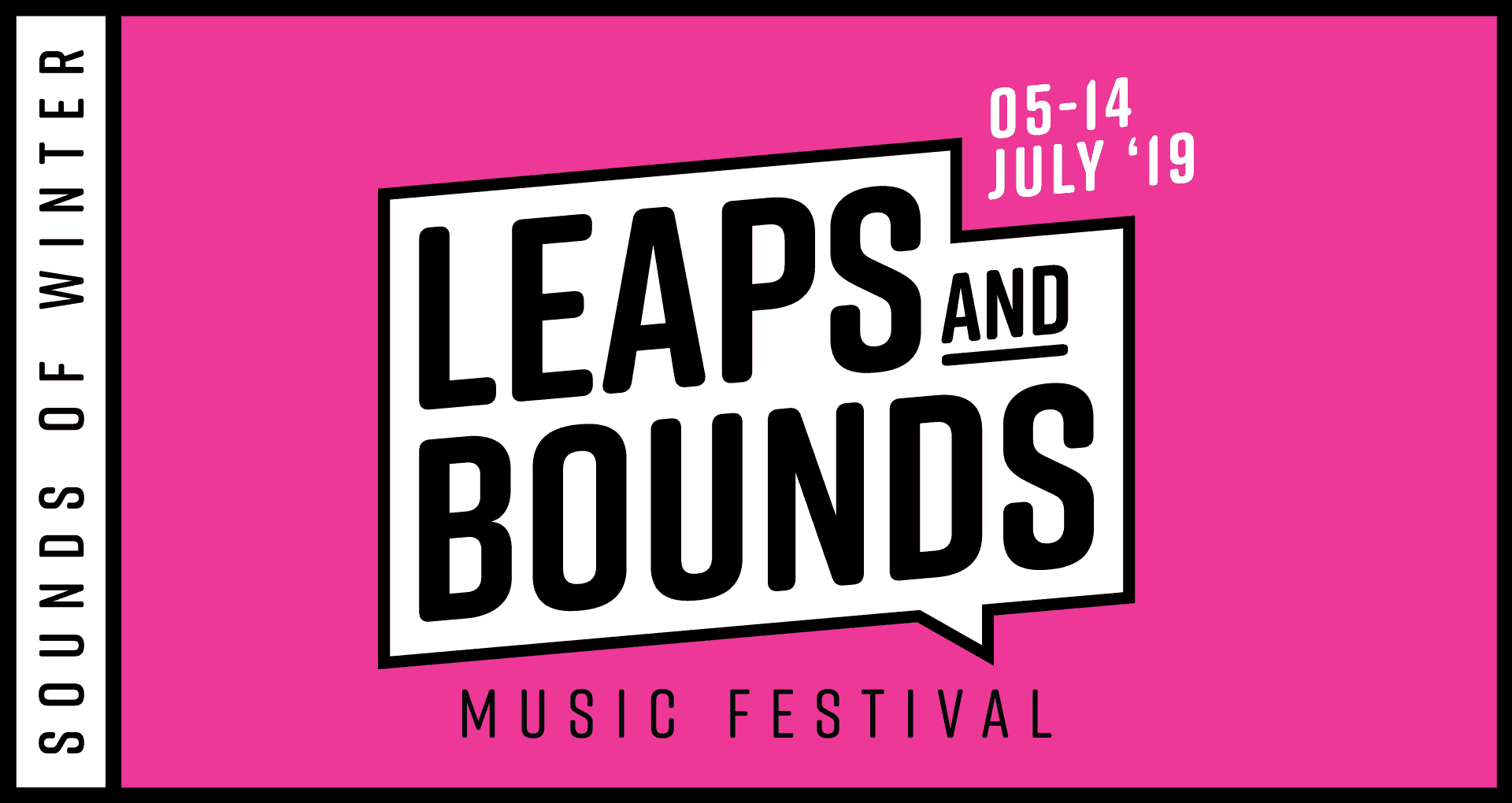 Scene News: Leaps And Bounds Music Festival Returns!