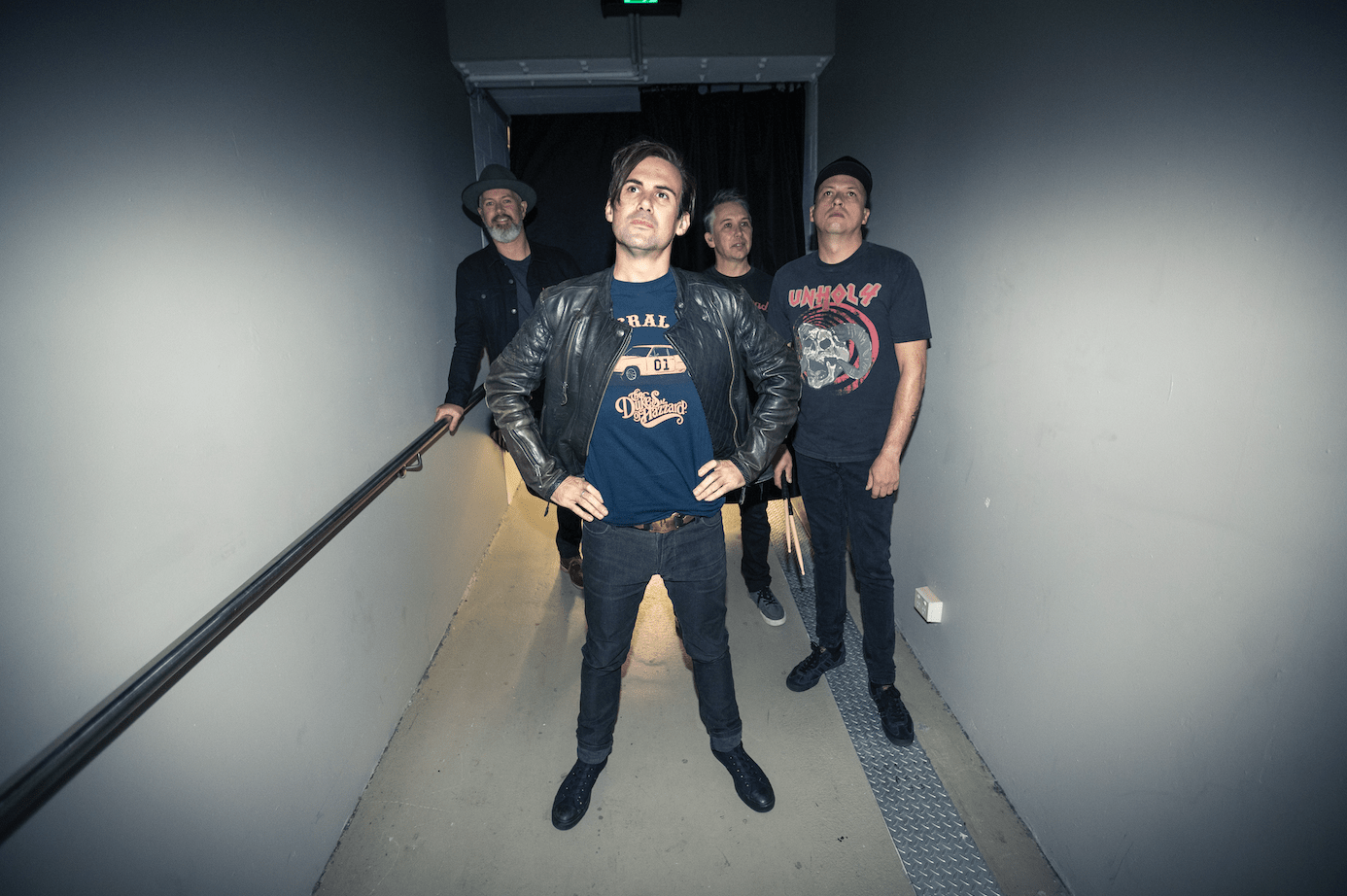 Scene News: Grinspoon Announce Extensive National Chemical Hearts Tour