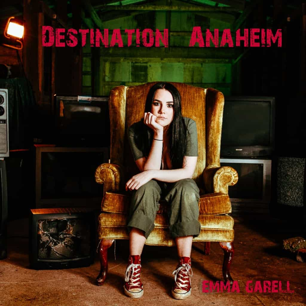 "Scene News: Emma Garell Releases Official Music Video for ""Destination Anaheim"""