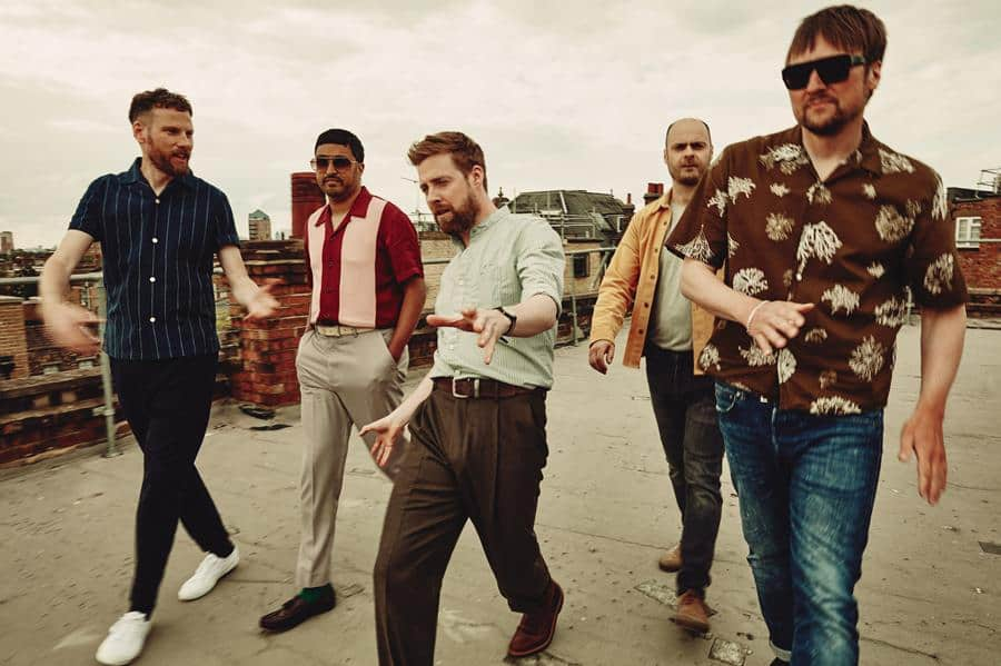 Scene News: Kaiser Chiefs Announce New Album 'Duck'