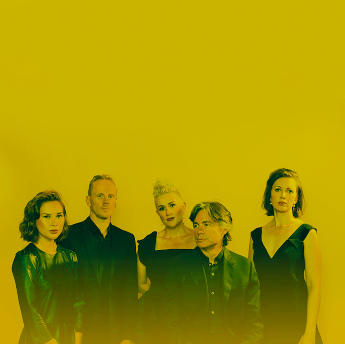 Scene News: Katie Noonan And Australian String Quartet Announce Album 'The Glad Tomorrow'