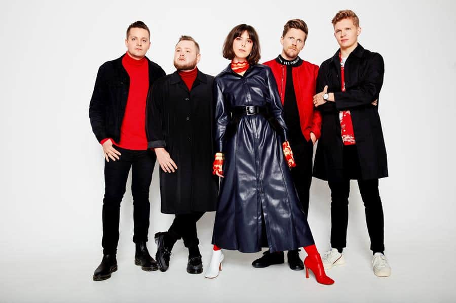 Scene News: Of Monsters And Men Announce New Album Fever Dream
