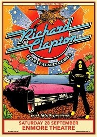 Scene News: Richard Clapton celebrates four decades of hits in Sydney this September – Past Hits & Previews