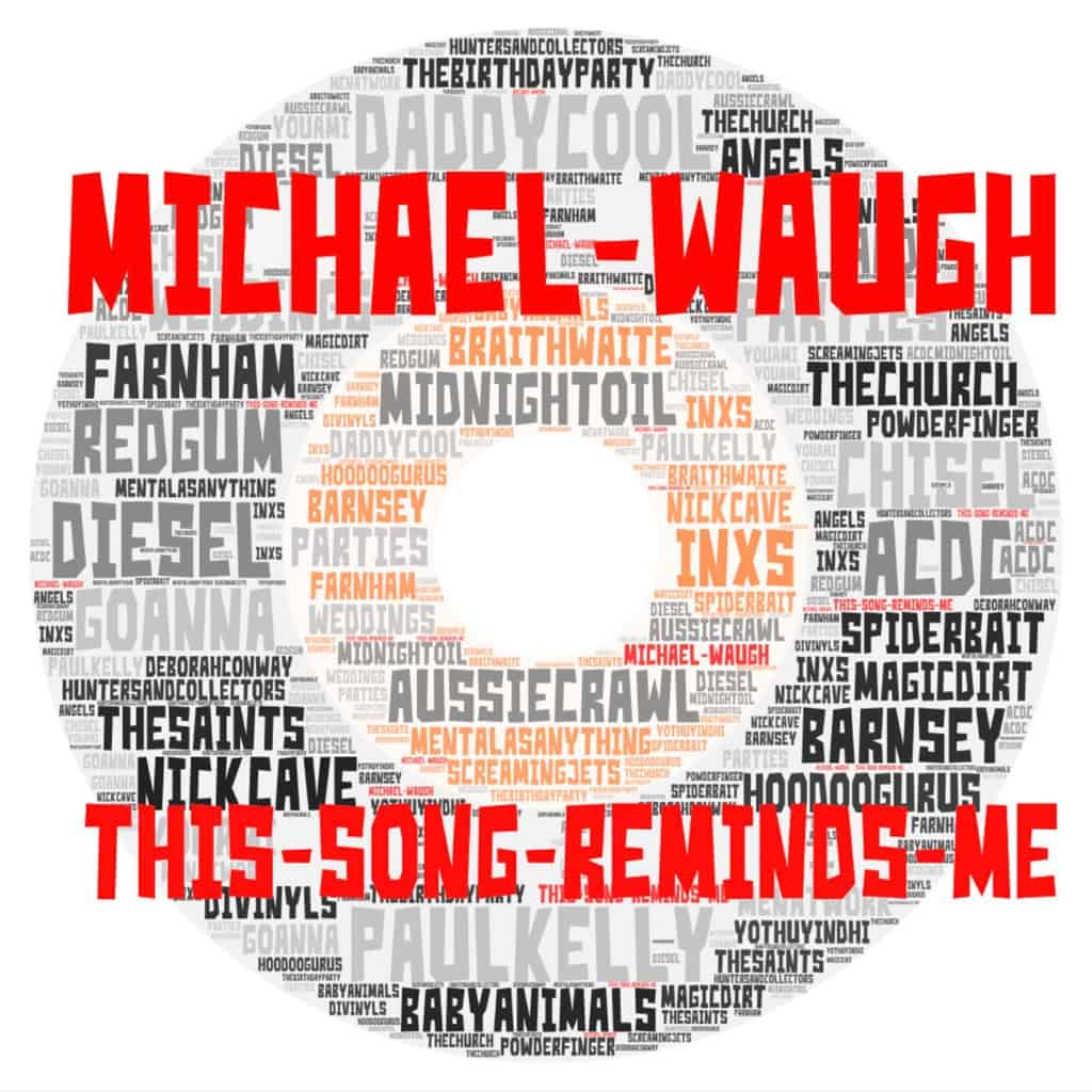 Scene News: Michael Waugh unveils new single & video for 'This Song Reminds Me'