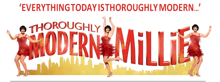 Scene News: The Production Company - Thoroughly Modern Millie