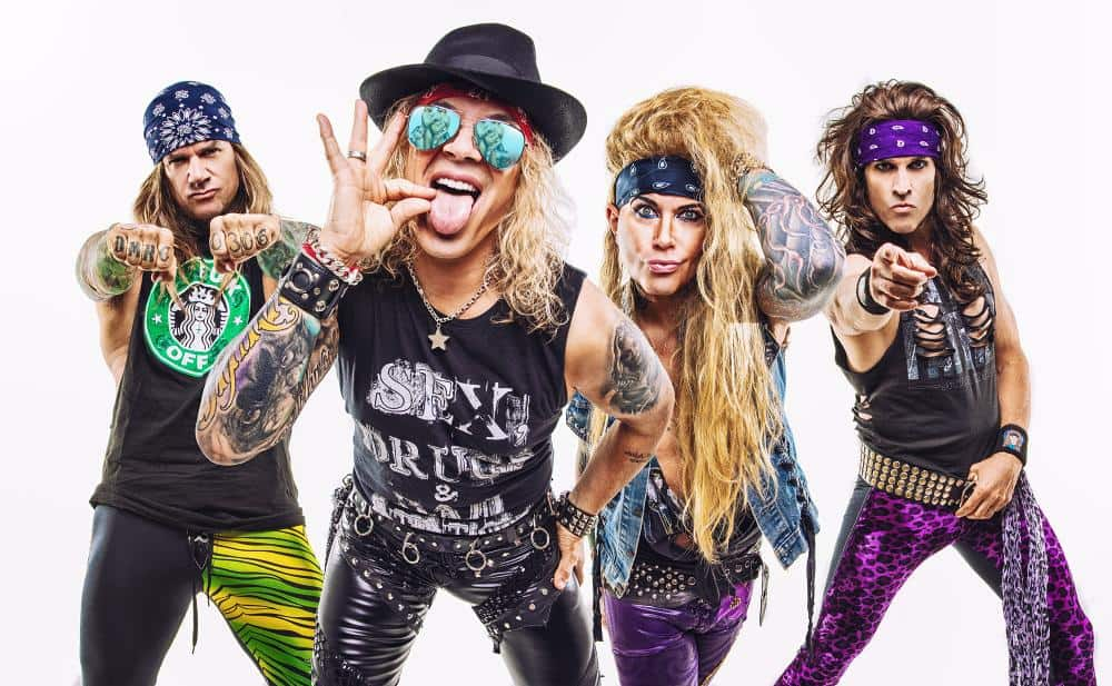 "Scene News: Steel Panther return with Fifth Studio Album ""Heavy Metal Rules"""