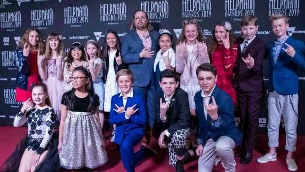 Snap Scene: Helpmann Awards 2019, Arts Centre Melbourne, Monday 15th July