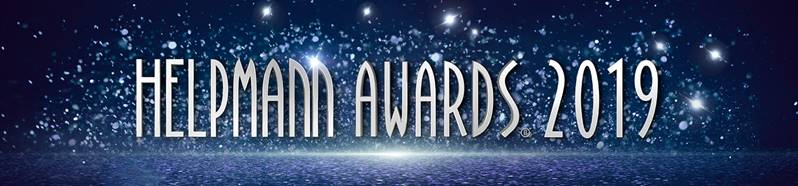 Scene News: Winners of the 2019 HELPMANN AWARDS - ACT II announced