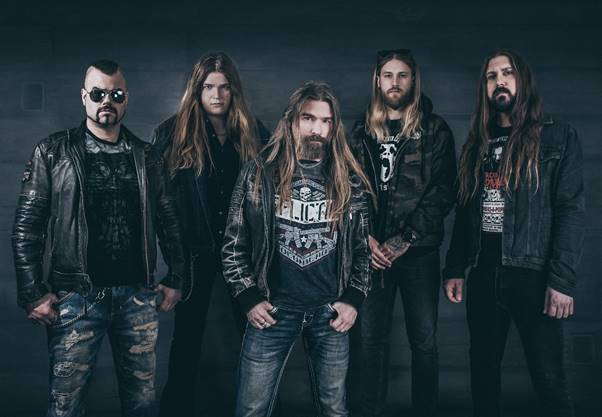 "Scene News: Swedish heavy metal heroes SABATON release their new album ""The Great War"" today on Nuclear Blast"