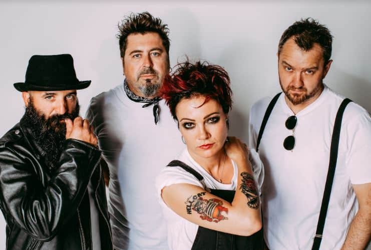 Scene News: THE SUPERJESUS Announce Double Live Album 'SUMO 20 LIVE'  and National Tour