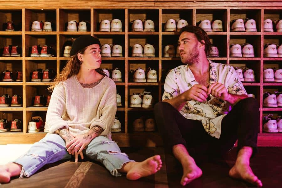 Scene News: Matt Corby and Tash Sultana Release New Single 'Talk It Out'
