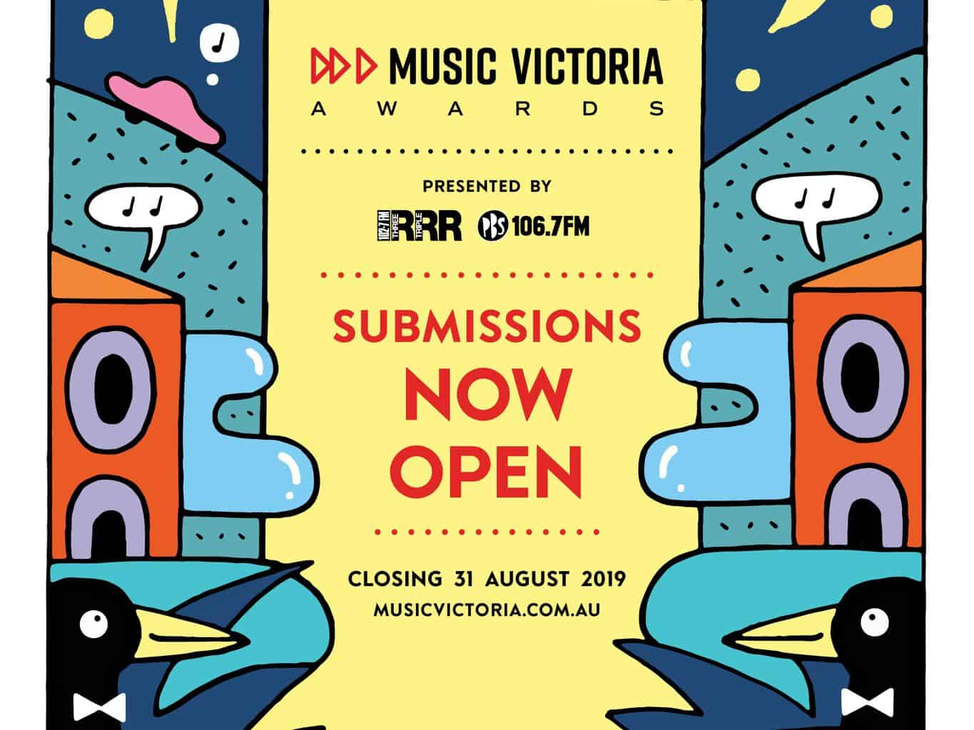 Scene News: The Music Victoria Awards Returning To Melbourne Recital Centre For 2019