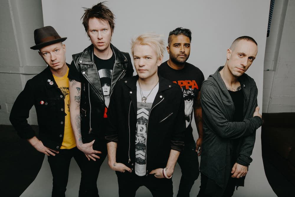Scene News: Sum 41 Drop New Single '45 (A Matter Of Time)'