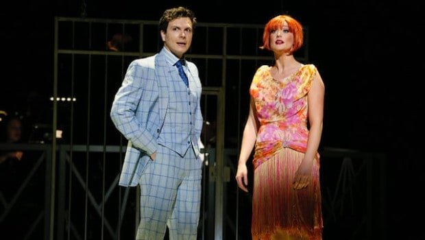 "Review Scene: A captivating ""Thoroughly Modern Mille"" opens at the State Theatre"
