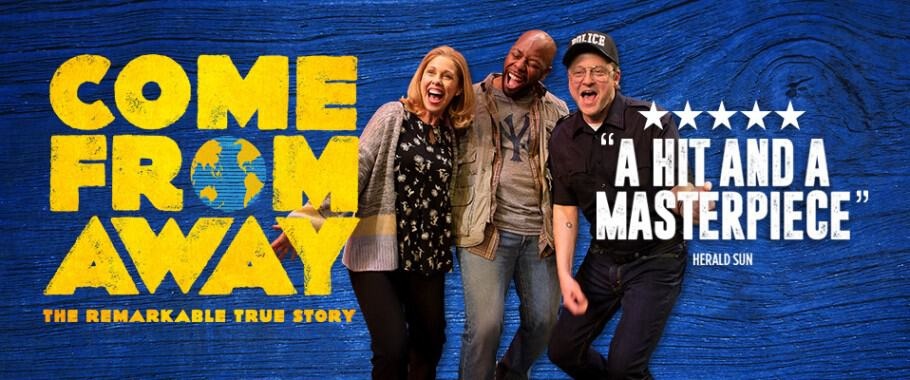 Review Scene: Based on an extraordinary true story  'Come From Away' is not your typical musical