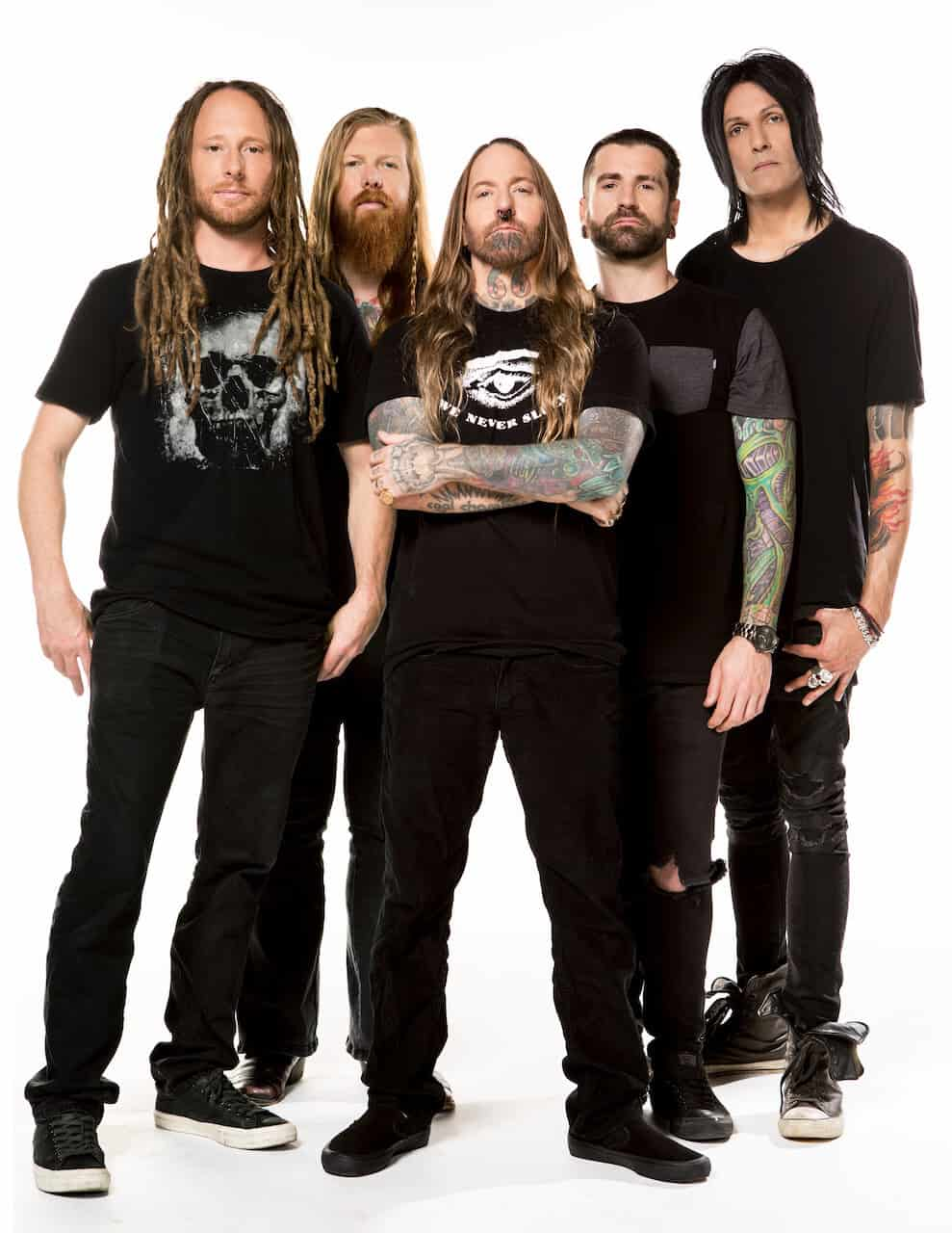Scene News: Devildriver Return To Australia In August with very special guests All That Remains