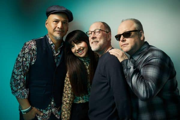 Scene News: Pixies Announce New Album & Come On Pilgrim...It's Surfer Rosa Australian Tour 2020
