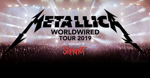 Scene News: Metallica Announce That Their 2019 Australian &Amp; New Zealand Tour Will Not Go Ahead