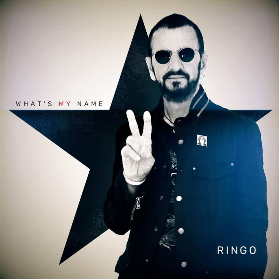 Scene News: Ringo Starr Announces His 20th Studio Album - What's My Name