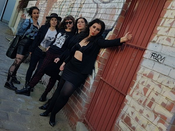 Scene News: (Greek) Girls To The Front
