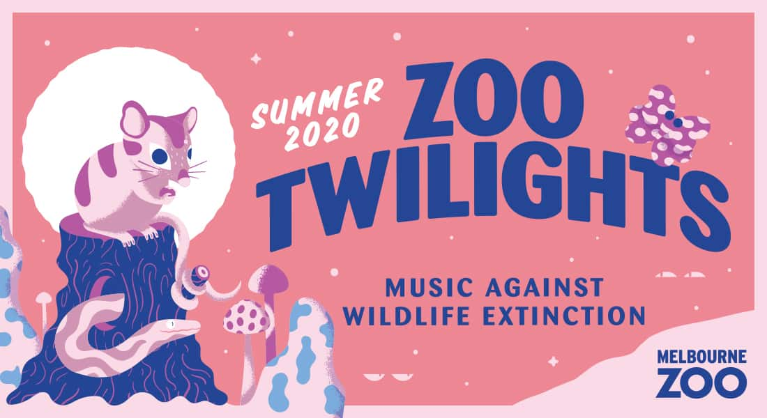 Scene News: Zoo Twilights 2020 ~ Tickets on sale now!