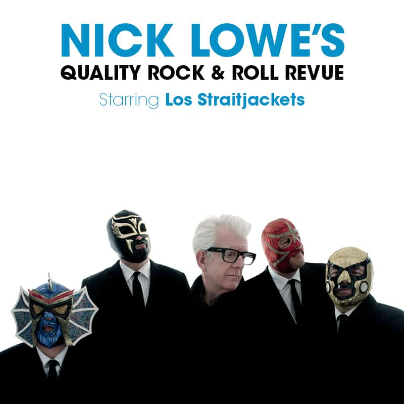 Scene News: Nick Lowe Returns To Australia For The First Time In Seven Years