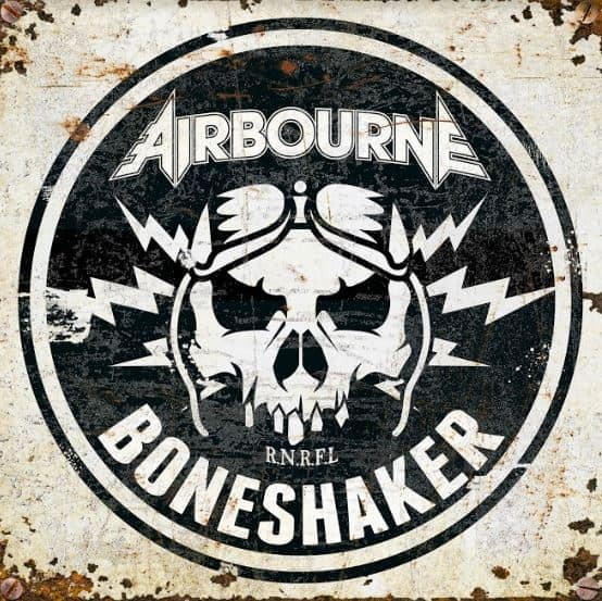 Scene News: AIRBOURNE Release New Album 'Boneshaker' and Australian Tour Dates