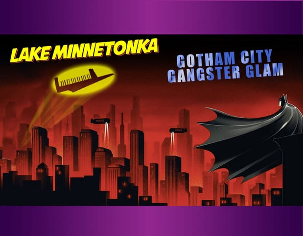 Scene News: Lake Minnetonka Presents Gotham City Gangster Glam