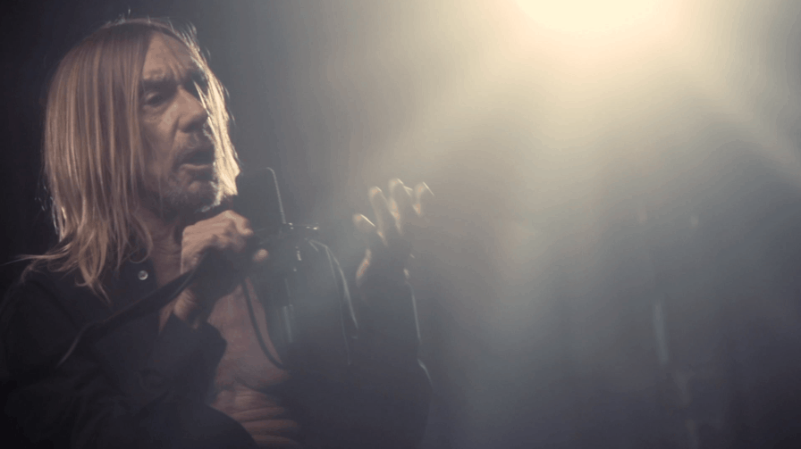 "Scene News: Iggy Pop Premieres Music Video For ""Loves Missing"""