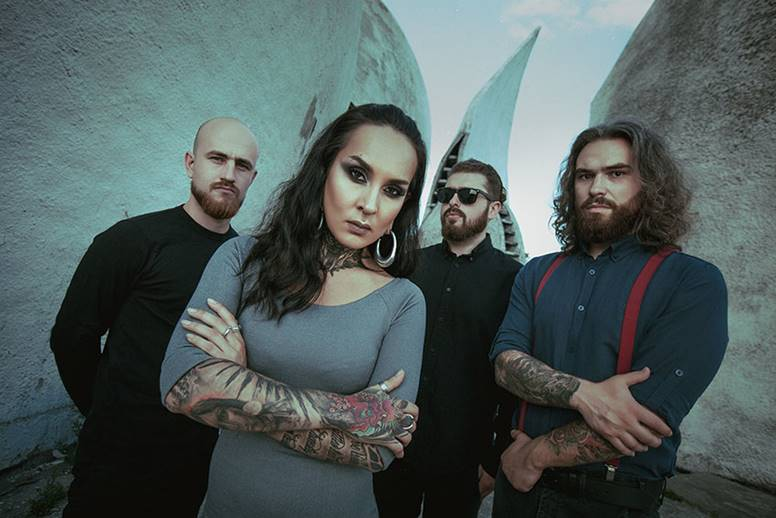 Scene News: JINJER Add Adelaide and Canberra Shows To Their Australian Tour