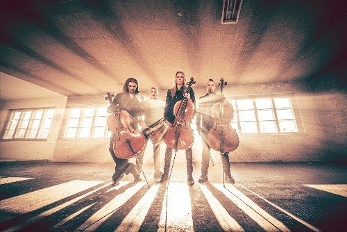 "Scene News: APOCALYPTICA Finland's Cello-Rockers Release Spellbinding New Video ""Rise"""
