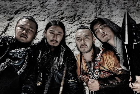 Scene News: Mongolian Hunnu Rock Band THE HU Release New Video For 'Yuve Yuve Yu' Feat. From Ashes To New's Danny Case