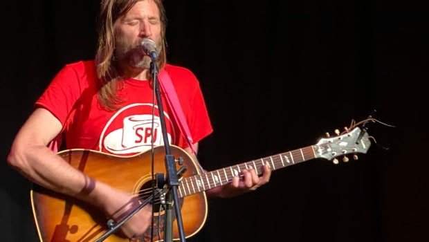 Review Scene: Evan Dando, The Spotted Mallard ~ 17th December 2019