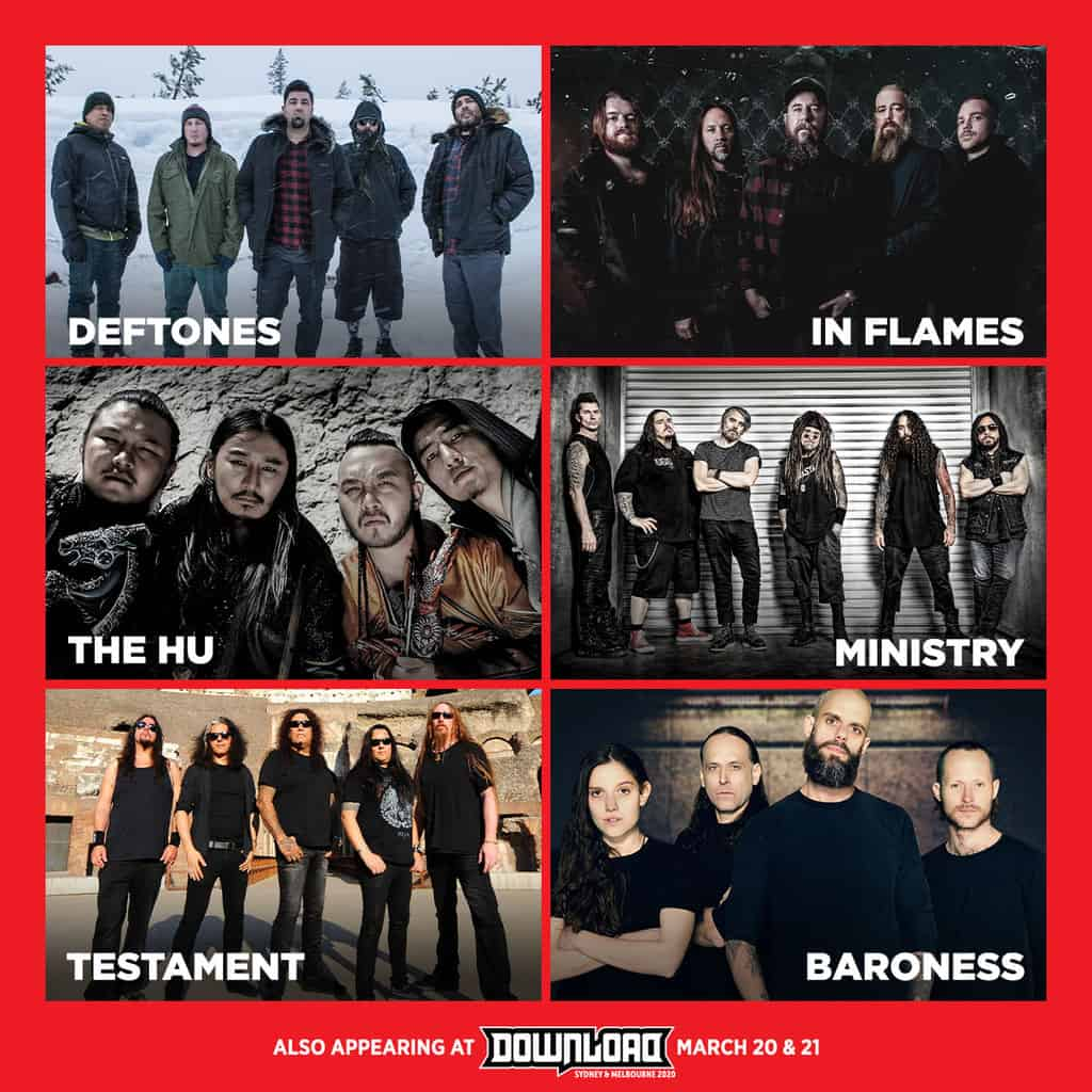 Scene News: Download 2020 - Official Au Sideshows Announcement!