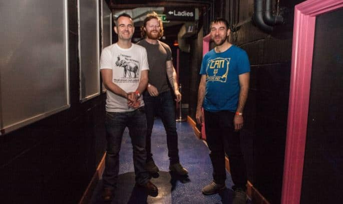 Scene News: mclusky* Announce Australian Tour Supports