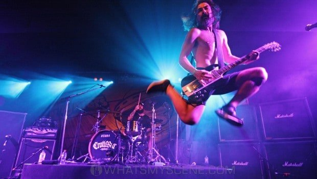 Snap Scene: Truckfighters, Crowbar, Sydney 4th January 2020