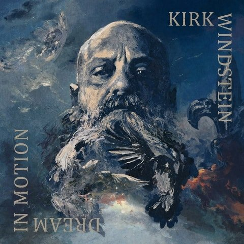 Scene News: Kirk Windstein (CROWBAR) Releases Debut Solo LP, 'Dream in Motion'
