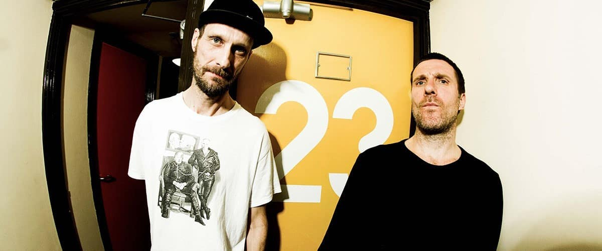 Scene News: Due to extreme demand SLEAFORD MODS tour has venue upgrades and shows added
