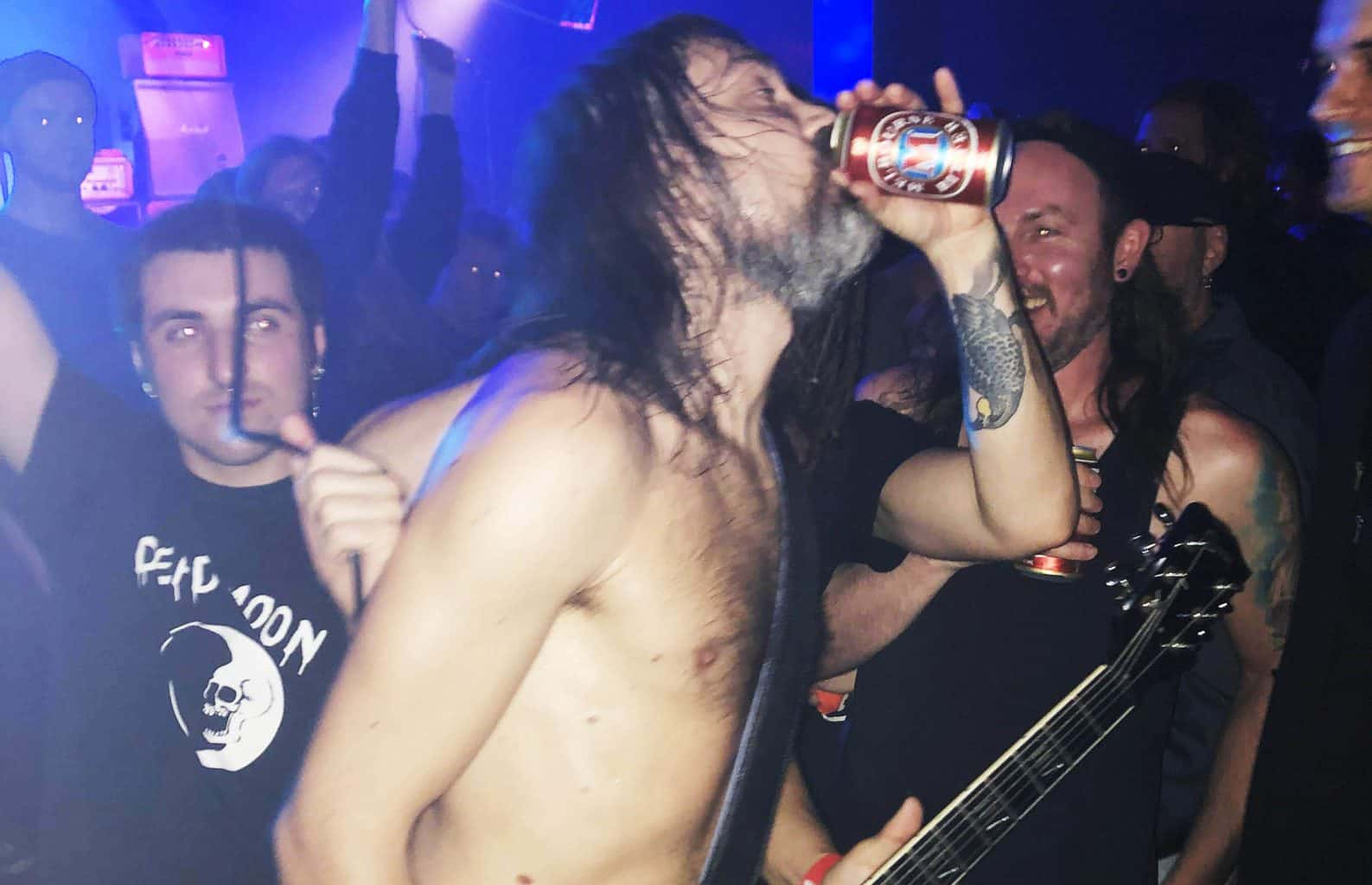 Review Scene: TRUCKFIGHTERS, Prince Bandroom ~ 10th January 2020